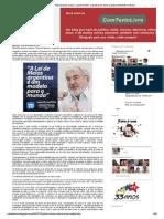 Com Texto Livre_ Mídia brasileira ataca ´Ley de Medios` argentina por temer projeto semelhante no Brasil