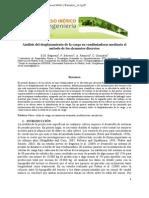 Análisis del desplazamiento de la carga en vendimiadoras mediante el método de los elementos discretosnálisis del desplazamiento de la carga en vendimiadoras mediante el método de los elementos discretos