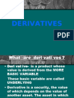 Derivatives Anu