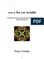 Irish Short Stories & Poems by Tony Crowley