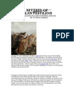 Creating Plague Pontifex Quetch