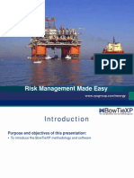 BowTie BowTieXP Risk Management Made Easy