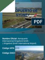 Aeropuerto de Sydney