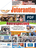 Gazeta de Votorantim 50
