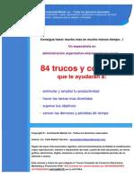 13 - 84 Trucos y estrategias para manejar los tiempos y ser mas productivo.pdf