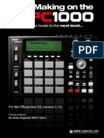Contents Beat Making on the Mpc1000