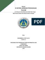 Makalah Analisis Dan Desain Sistem Jaringan - Muhammad Luthfi Aliva 1107011