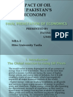 Final Prenstation of Economics By Dyno