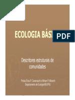 Eco Básica Estrutura da Comunidade