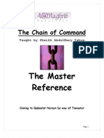 Chain of Command Science of Hadith
