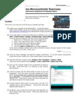 Lab12 Arduino Exercises