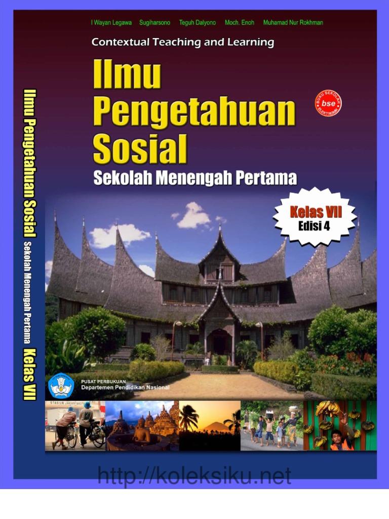 SMP Kelas 7 - Ilmu Pengetahuan Sosial 85f8d12382