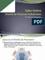 Presentación Taller Diseño Procesos 2014.pptx