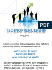 Technopreneurship Part1