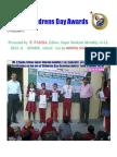 Childrens Day Awards