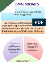 ESTIGMAS SOCIALES