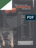 Cultivo de tomate orgánicoICA