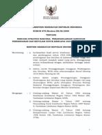 KMK No. 879 Ttg Rencana Strategi Nasional Untuk Mencapai Sound Hearing 2030