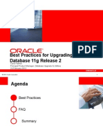 Best Practices for Upgrade February 23, 2012-1