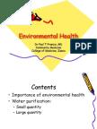 EnvironmentalHealth Water