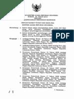 PMA No. 90 Tahun 2013 Penyelenggaraan Pendidikan Madrasah