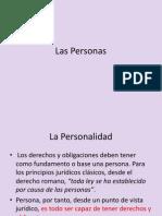 Las Personas