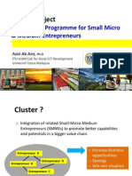 ITU UUM Cluster Project