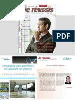 Je réussis Magazine juillet-Aout 2013_-_(Nouvellebiblio.com)