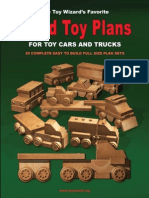 Wood Toy Plans