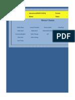 Sistem Aplikasi Akuntansi Berbasis Excel