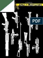 SWD6 Redux - Armas y Modificaciones