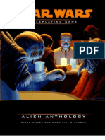 Star Wars - D20 - Alien Anthology