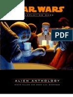 Star Wars - D20 - Alien Anthology