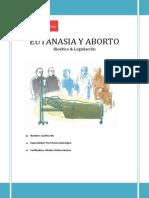 Eutanasia y Aborto