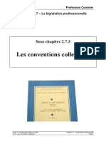 273 Conventions Collectives