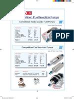 Glencoe Fuel InjectionPumps Catal 2012