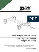 Pieces Wagon 2003