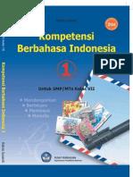 SMP Kelas 7 - Kompetensi Berbahasa Indonesia