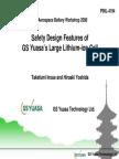 08_Safety Design Features of GS Yuasa Lg Li-Ion_TInoue