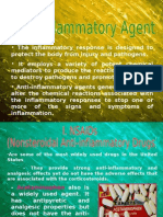 Anti Inflammatory Agent