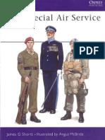 British SAS Special Air Service