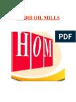 Habib Oil Complete Project
