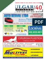Jornal Divulgar Classificados - Ano IV - Edição 40
