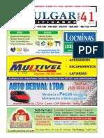 Jornal Divulgar Classificados - Ano IV - Edição 41