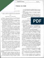 Ley 337 de 1940  sobre Asociación, Reunión y Difusión de Ideas