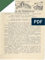 Vol 36 No 9 Febrero 28 de 1993 Chamuel Con Los Querubines Protectores Abrid Vuestro Corazon a DIOS-1 Perlas de Sabiduria Maestros Ascendidos Www.tsl.Org
