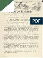 Vol 36 No 9 Febrero 28 de 1993 Chamuel Con Los Querubines Protectores Como Contactar a Los Angeles-1 Perlas de Sabiduria Maestros Ascendidos Www.tsl.Org