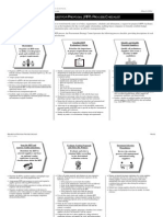 PSC Request for Proposal RFP Process Checklist