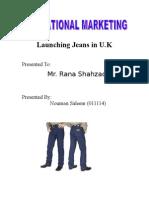 Denim Jeans Project