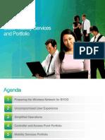 Cisco Unified Access Portfolio